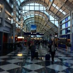 Photo taken at Gate B18 by Bob B. on 6/21/2014