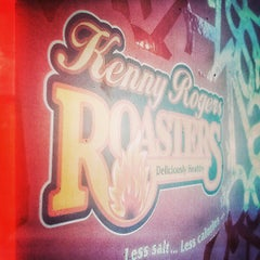 Photo taken at Kenny Rogers Roasters (KRR) by Benn Azis A. on 5/22/2013