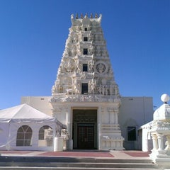 Photo taken at Hindi Temple Cultural Center by Derek G. on 11/17/2012