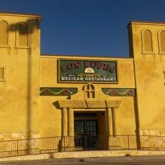 Photo taken at Los Lupes by Juan G M. on 1/21/2013