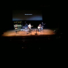 Photo taken at Pritchard Laughlin Civic Center by Amber L. on 3/30/2014