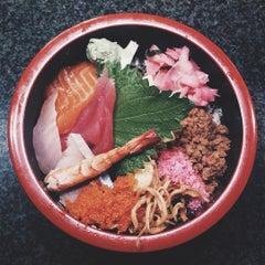 Photo taken at Sushi Sei by Wilsen S. on 7/26/2015