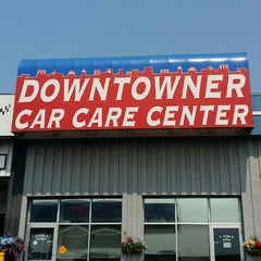 Photo taken at Downtowner Car Wash by Alex G. on 7/31/2014