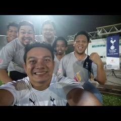 Photo taken at Stadium Mini Shah Alam by Muhammad Syazwan A. on 10/11/2014