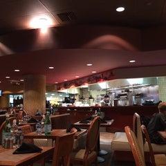 Photo taken at Todd English Bonfire Restaurant by Lhoom on 6/14/2014