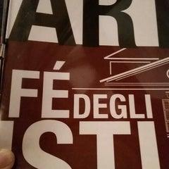 Photo taken at Caffè degli Artisti by Fabio on 6/11/2014