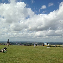 Photo taken at Dunstable Downs by Nikki S. on 7/28/2013