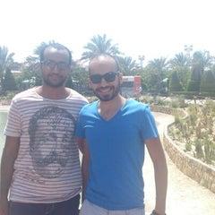 Photo taken at Wadi Degla (New Cairo) | وادي دجلة by Mostafa A. on 5/23/2014