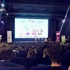 Photo taken at Kino Světozor by Ondřej C. on 2/28/2013