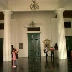 Photo taken at Museum Seni Rupa dan Keramik by Posmaida S. on 8/1/2014