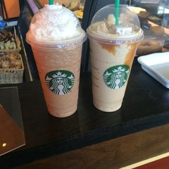 Photo taken at Starbucks by Monica B. on 5/4/2014