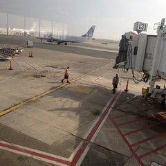 Photo taken at Gate C33 by Anthony F. on 8/28/2013