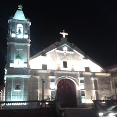 Photo taken at Iglesia Santa Librada by Soehelen R. on 1/14/2014