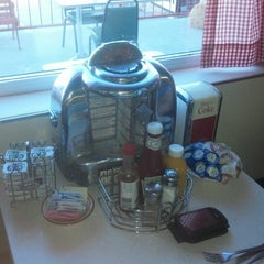 Photo taken at Route 62 Old Time Diner by Ken B. on 10/21/2012