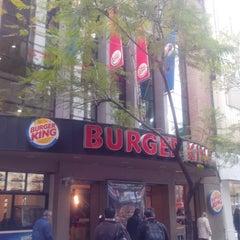 Photo taken at Burger King by @ndru on 9/2/2013