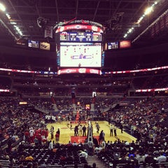 Photo taken at Washington Wizards by Antwoine M. on 10/12/2014