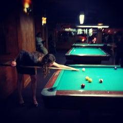 Photo taken at SoHo Billiards by Blake R. on 9/16/2012