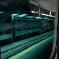 Photo taken at Metra Ho Ho Ho Train by Juan Carlos C. on 3/30/2012