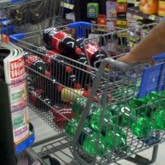 Photo taken at Walmart Supercenter by Brent B. on 3/25/2012