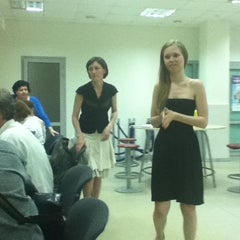 Photo taken at oriflame by Kirill K. on 4/30/2012