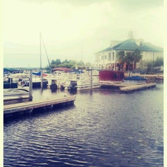 Photo taken at St. Cloud Lake Front by Jamee G. on 5/7/2012