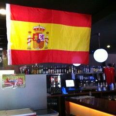 Photo taken at El Cafe Del Levante by Antonio C. on 6/9/2012