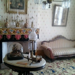 Photo taken at The Whaley House Museum by Gail W. on 9/9/2012