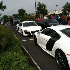 Photo taken at The Promenade Shops at Saucon Valley by Marcus F. on 7/15/2012