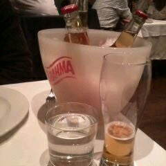 Photo taken at Pampas Churrascaria by Sidney B. on 5/13/2012