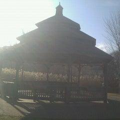 Photo taken at Millennium Park by Jon P. on 2/4/2012