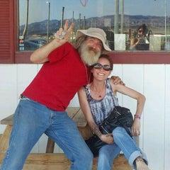 Photo taken at Desert Star Ranch Market by Stephanie T. on 4/23/2012