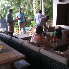 Photo taken at Paia Inn by Anna J. on 9/8/2012