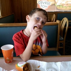Photo taken at Arby's by Justin M. on 8/30/2012