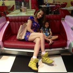 Photo taken at JukeBox Finest Burger by Barbara K. on 9/9/2012
