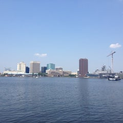Photo taken at Renaissance Portsmouth-Norfolk Waterfront Hotel by Bret B. on 6/19/2012