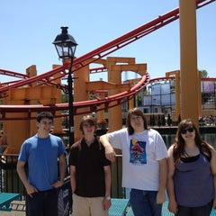 Photo taken at Iron Dragon by Michael K. on 5/23/2012