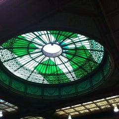Photo taken at Edinburgh Waverley Railway Station (EDB) by Craig D. on 5/24/2012