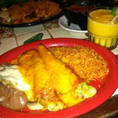 Photo taken at Mary Ann's Chelsea Mexican by Genese J. on 6/22/2012