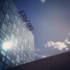 Photo taken at Lattie F. Coor Hall by Matthew R. on 2/28/2012