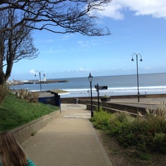 Photo taken at Scarborough by Natalie G. on 4/13/2012