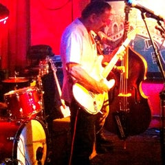 Photo taken at Continental Club by Bruce B. on 8/5/2012