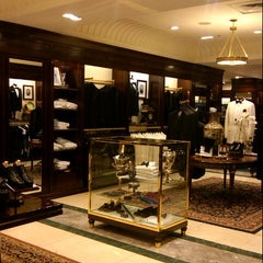 Photo taken at Brooks Brothers by Gavin G. on 8/22/2012