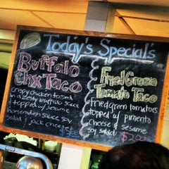 Photo taken at Hankook Taqueria by Abe M. on 7/31/2012
