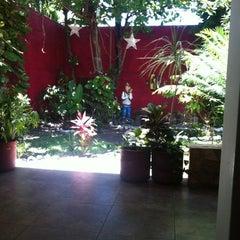 Photo taken at La Choza Cozumel by Meliza H. on 4/30/2012