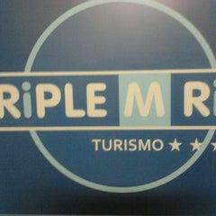 Photo taken at Triple M turismo by Luísa M. on 5/2/2012