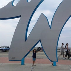 Photo taken at Morey's Piers and Beachfront Waterparks by Alan L. on 9/2/2012