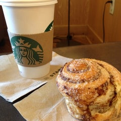 Photo taken at Starbucks by Eileen K. on 8/18/2012