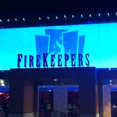 Photo taken at FireKeepers Casino & Hotel by Timothy P. on 2/25/2012