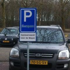 Photo taken at Postillion Hotel Amersfoort Veluwemeer by Jeroen P. on 2/21/2012