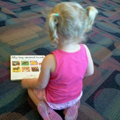 Photo taken at Schaberg Branch Library by Miss Courtney G. on 6/12/2012